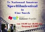 poster filmfest 2015 zonder kop